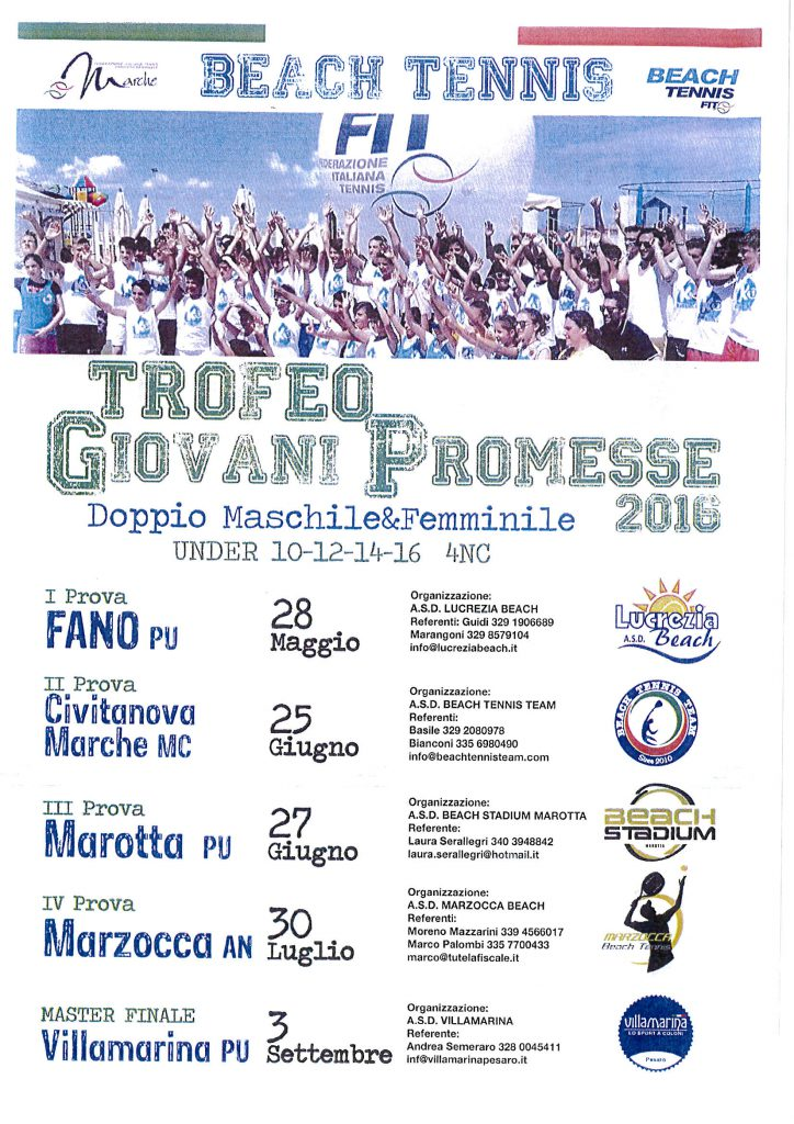 28-05-2016 Trofeo Giovani Promesse