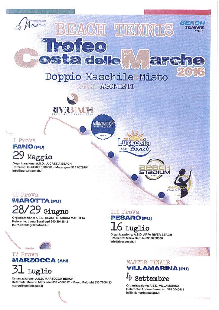 29-05-2016 Trofeo Costa delle Marche